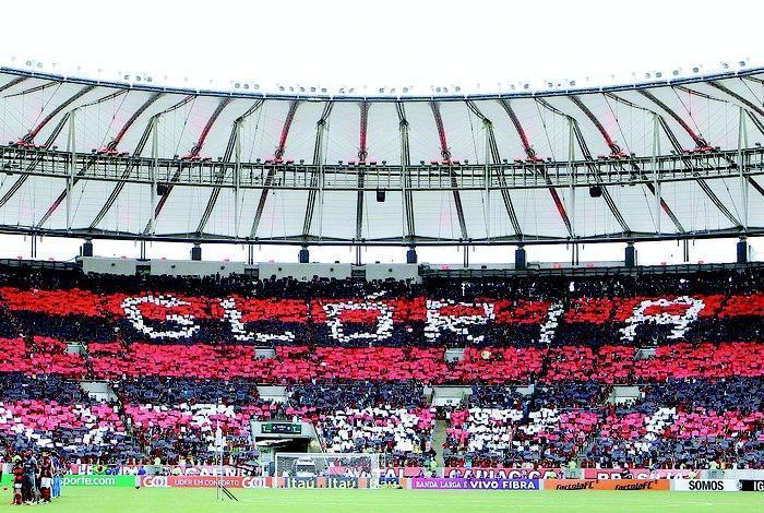 Flamengo vai fazer sua estreia na Libertadores no Maracanã