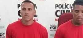 Irmãos são presos por suspeita de matar homem na saída de boate