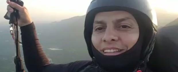 Advogado morre ao cair de parapente durante voo em serra no Ceará