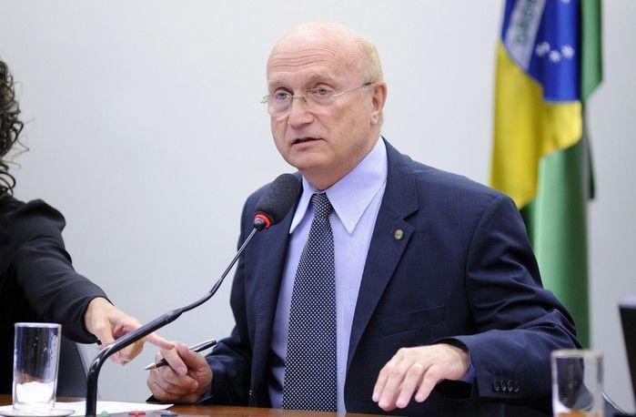 Osmar Serraglio é o novo ministro da Justiça