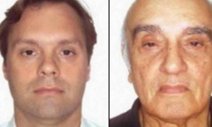 Jorge e Bruno Luz (Crédito: Reprodução)