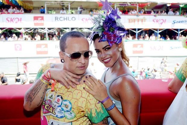 Walerio Araujo e Lucy Alves (Crédito: Reprodução)