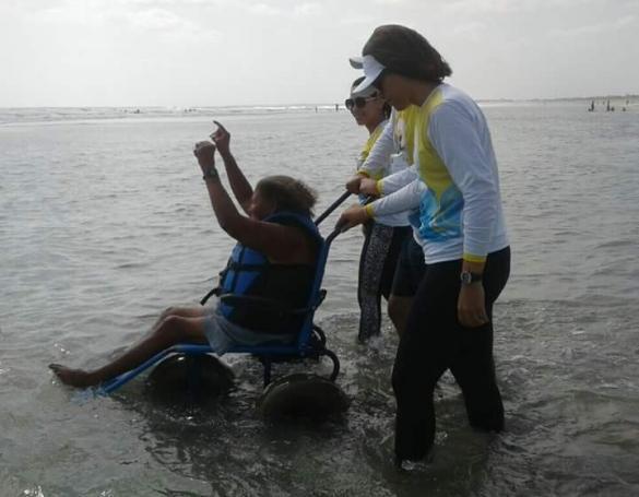 Projeto Piauí Praia Acessível