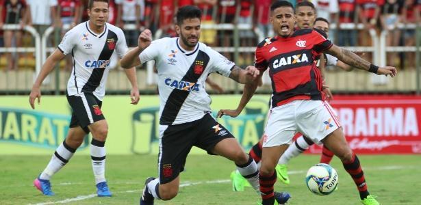 Flamengo vence Vasco e enfreta Fluminense na final
