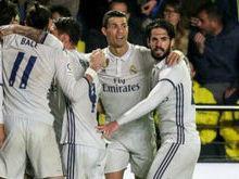Real Madrid ganha de virada e consegue retomar a liderança