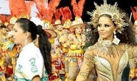 Internautas elegem Viviane Araújo a melhor rainha do Carnaval de SP