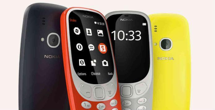 Nokia 3310 (Crédito: Reprodução)