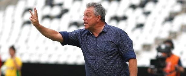 Abel Braga fará mudanças no Flu para enfrentar Flamengo na final
