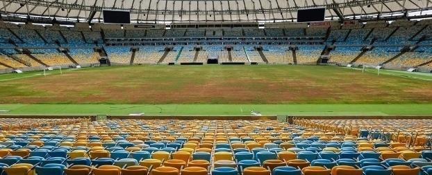 Palco do Fla-Flu da final da Taça Guanabara não sai antes de quarta