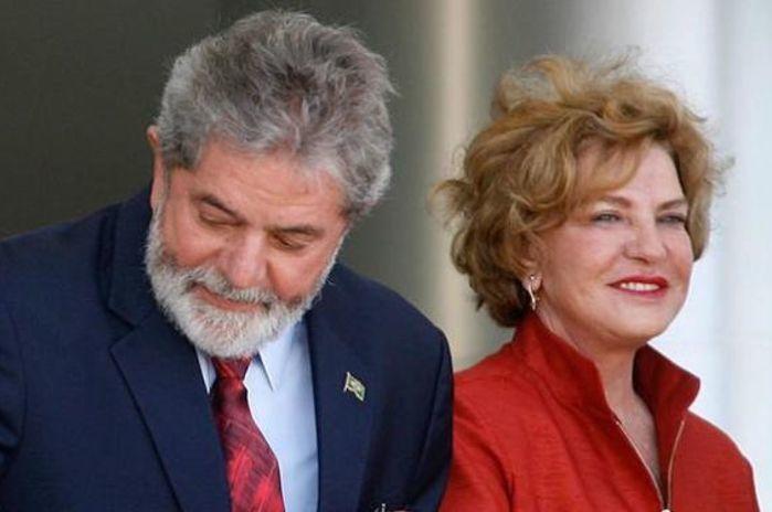 Dona Marisa Letícia morreu aos 66 anos