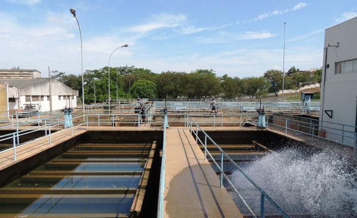 Estação de Tratamento de Água da zona Sul de Teresina