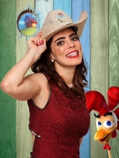 Heloísa Faissol participou do reality 'A Fazenda'