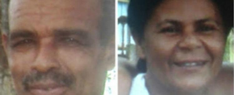 Bandidos invadem casa, matam casal e colocam fogo em carro