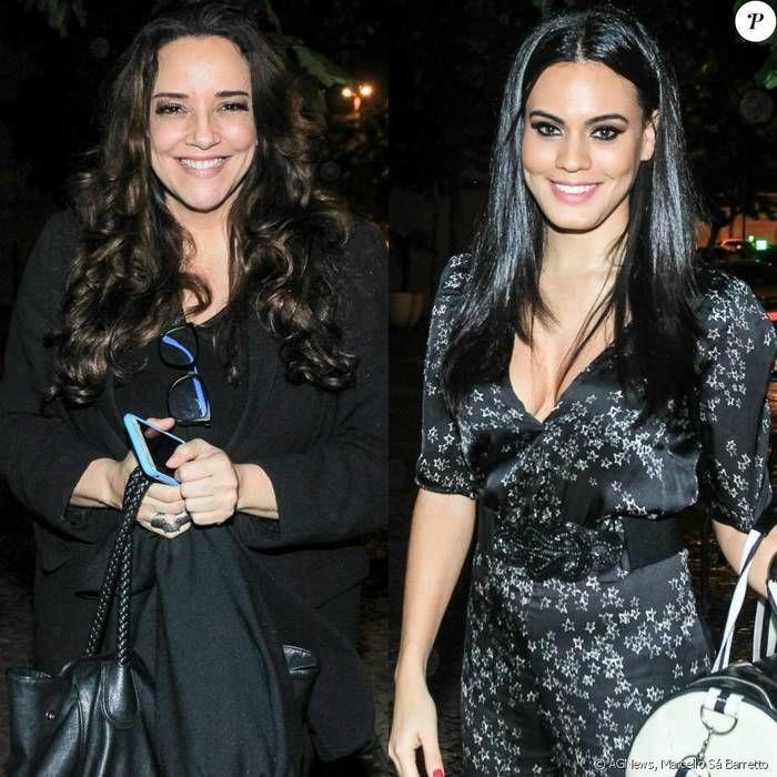 Durante ensaio sensual Letícia Lima assume namoro com Ana Carolina