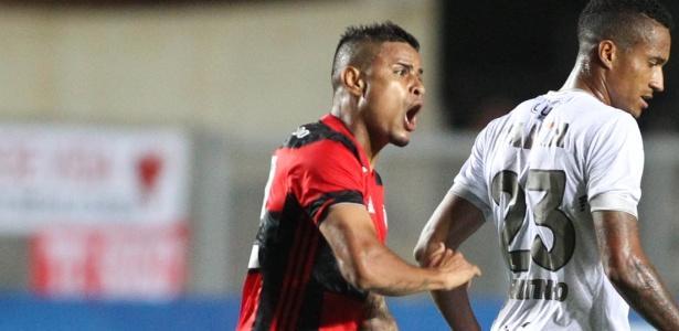 O meia Everton segue no Flamengo até o final de 2019: contrato renovado na Gávea (Crédito: Reprodução)