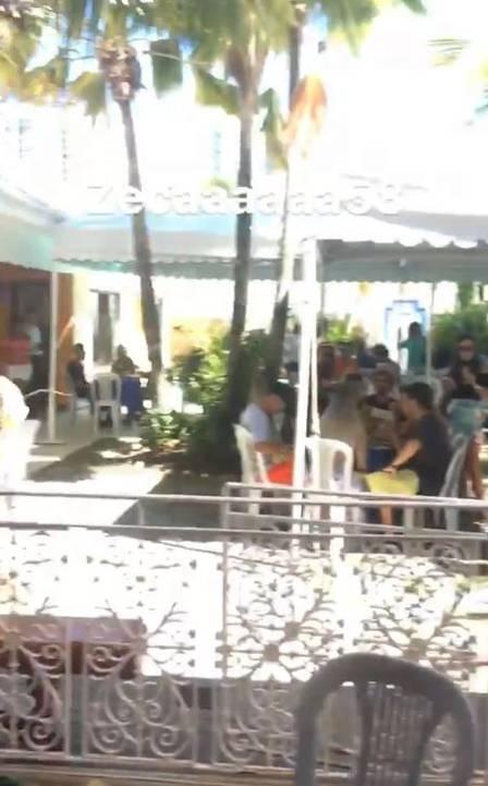 Festa de Zeca Pagodinho na Barra