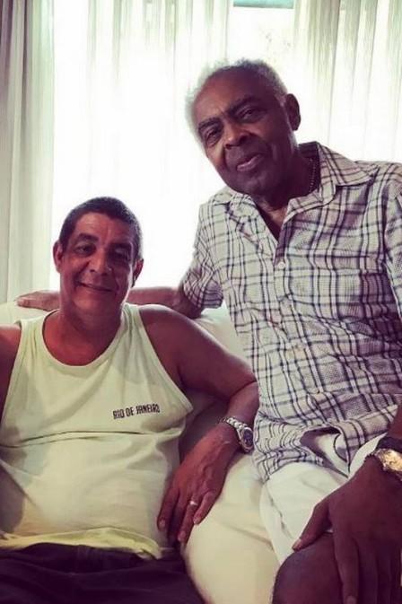Zeca Pagodinho e Gilberto Gil