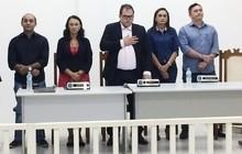 Abertura do ano Legislativo em Francinópolis