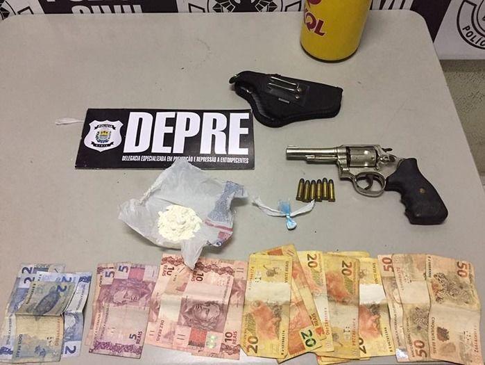 Polícia fechar bar que funcionava como ponto para venda de drogas