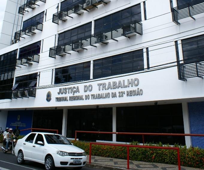 Tribunal Regional do Trabalho da 22ª Região