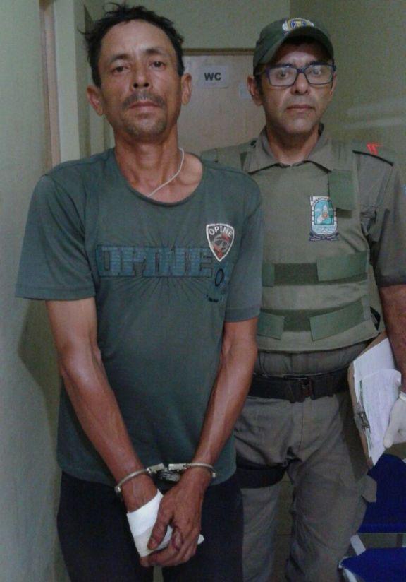 Acusado de estuprar 'garota especial'é preso e tem dedo decepado