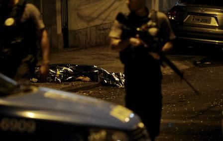 Jovem é morto ao seguir bandidos que o assaltaram na z.Norte do RJ