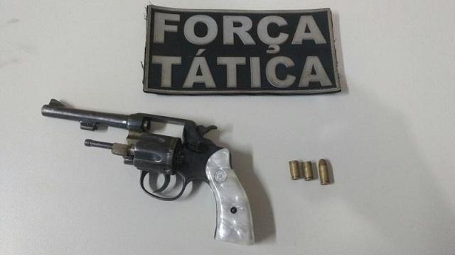 Jovem de 17 anos é aprendido após tentar matar vigilante em Picos