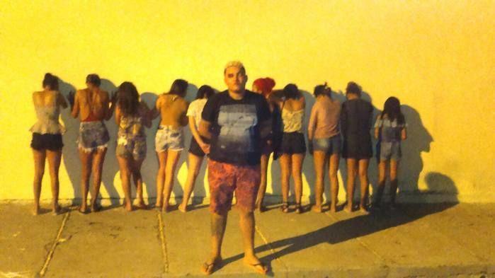 Grupo é flagrado usando drogas dentro de motel emTeresina