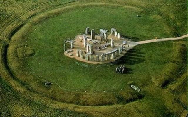 Monumento de Stonehenge, na Inglaterra (Crédito: Reprodução)