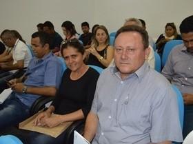 Prefeito de Vila Nova participa de Encontro Município Transparente