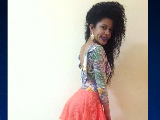 Rafaella Cristina Santos, de 18 anos