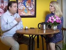Virginia Fabris entrevista Ney Paranaguá no Gente & Negócios
