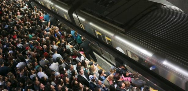 Aumentam casos de abuso sexual no metrô