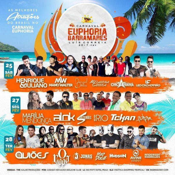 Carnaval Euphoria 2017