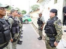 Capitão Miguel Luz assume comando da Polícia Militar em União