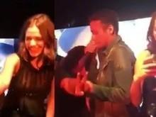 Neymar e Marquezine cantam 'funk proibidão' em festa; vídeo!