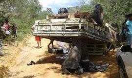 Equipe da Secretaria de Educação sofre acidente automobilístico