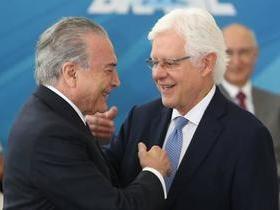 Juiza suspende nomeação de Moreira Franco