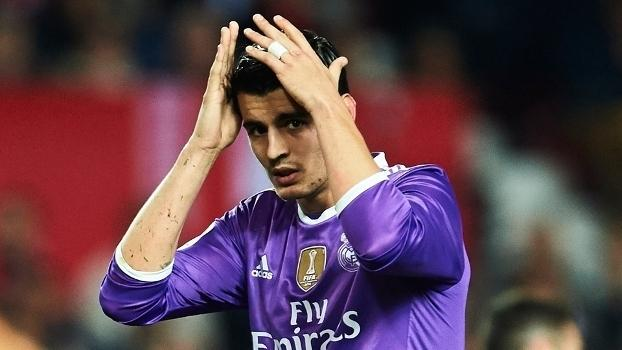 Álvaro Morata quer sair do Real Madrid (Crédito: Getty)
