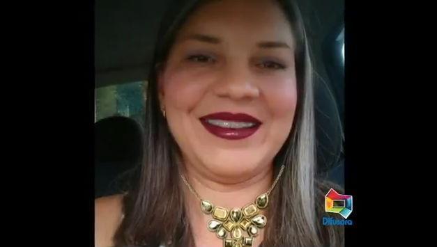 Proefssora Rutilene da Silva Ibiapina (Crédito: Reprodução)