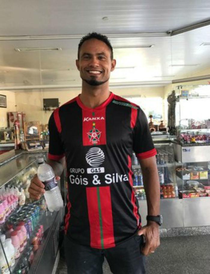 Goleiro Bruno Fernandes