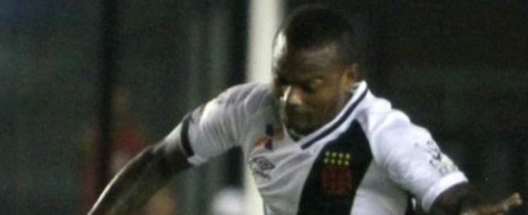 Estreante, Manga lamenta erro bisonho em empate do Vasco