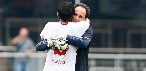 Kaká diz que gostaria de voltar ao Tricolor e ser treinado por Ceni