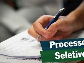 Prefeitura divulga local e salas de aplicação de provas do seletivo