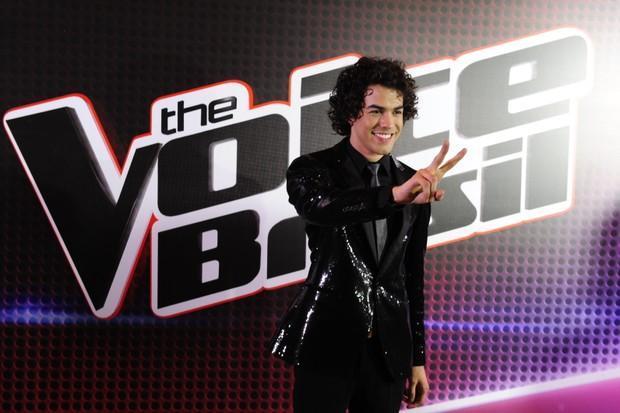Sam Alves, vencedor do The Voice Brasil