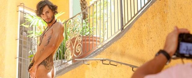 Pedro Falcão sobre abstinência no BBB 17: 'Difícil'