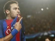 Neymar teria recebido R$ 100 milhões de bônus por renovação