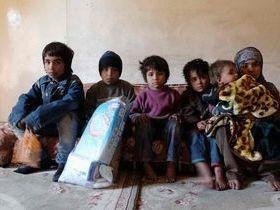 Crianças vivem sozinhas por 2 meses em casa bombardeada na Síria