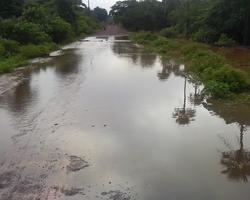 Temporais de fortes Chuvas em Morro do Chapéu