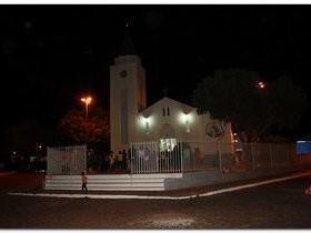 Festejo de São José atrai muita gente em Inhuma